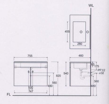实木盆架安装步骤图